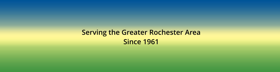Serving the Greater Rochester Area Since 1961